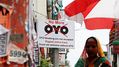 As Softbank's Oyo booms, some Indian hotels cry foul and check out