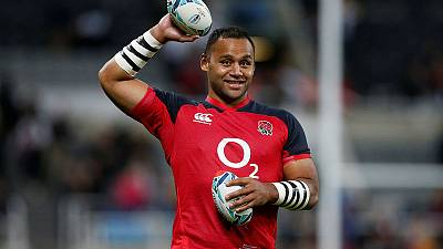England sweat on Vunipola fitness ahead of France clash