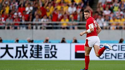 Wales flyhalf Biggar cleared to face Fiji