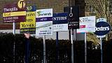 UK house prices rise at slowest pace since 2013 - Halifax