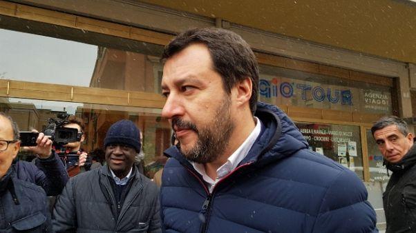 Migranti: Salvini, morti colpa buonismo