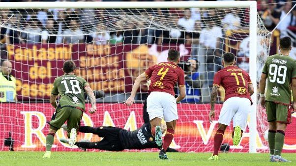 Cagliari: niente lesioni per Pisacane