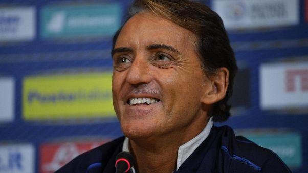 Euro 2020: Mancini, Olimpico ci aiuti