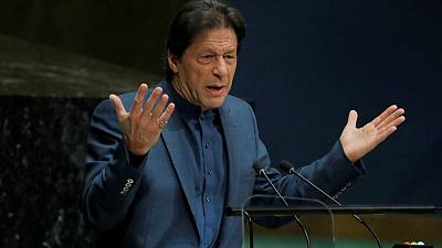 Pakistani PM Khan to meet China's Xi to discuss Kashmir, CPEC