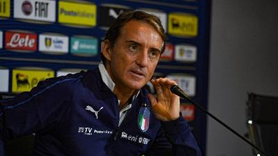 Mancini: De Rossi e Buffon da celebrare