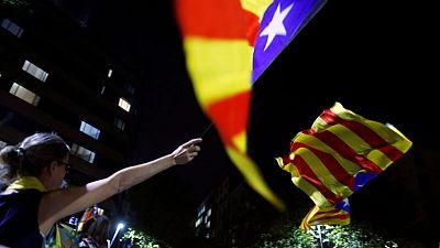 Spanish authorities brace for Catalan separatists verdict