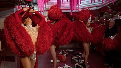 Backstage at the Moulin Rouge: keeping the show on track for 130 years