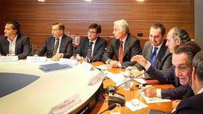 Milano-Cortina:Malagò, qui gioco squadra
