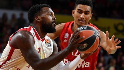 Basket: Milano, Mack fuori 2/3 settimane
