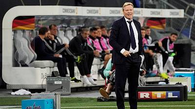 Koeman happy with tough choices as he selects Dutch team