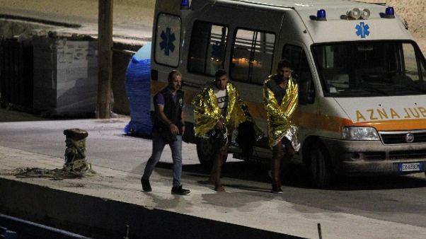 Migranti: Franceschini, vanno scorrorsi