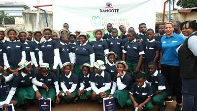 Sustainability Week: Dangote Unveils Waste-to-Wealth, Recycling, Tree Planting Initiatives