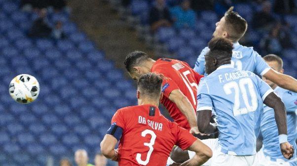 Lazio: da Uefa procedimento disciplinare