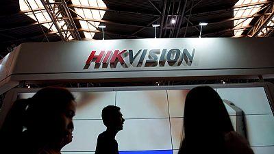 China's Hikvision resolutely opposes U.S. blacklisting: state media
