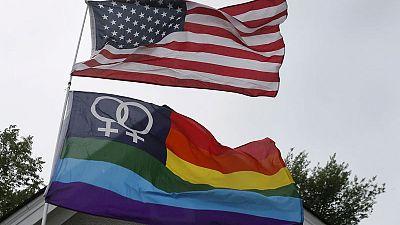 U.S. Supreme Court weighs major gay, transgender employment rights case