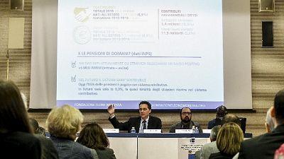 IN 10 anni via da Italia 250mila giovani