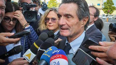 Milano-Cortina: Fontana,passi in avanti