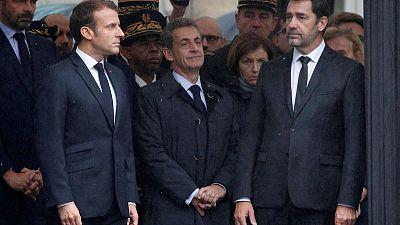 France needs 'society of vigilance' against Islamist 'Hydra' - Macron