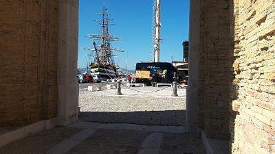 Cap. Bacchi 122/o comandante 'Vespucci'