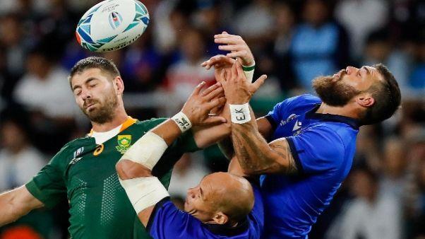 Rugby, sabato Italia contro All Blacks