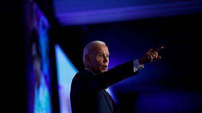 Biden vows free community college, help for schools serving minorities