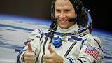 Putin bestows award for courage on U.S. astronaut who survived rocket failure