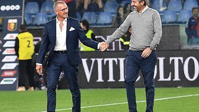 Genoa: Andreazzoli è stato confermato