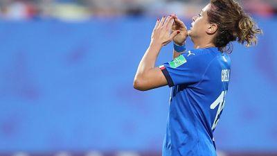 Calcio donne: Italia-Bosnia 2-0