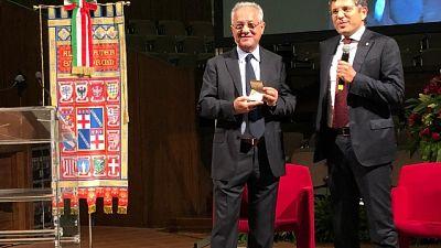 A Julio Velasco il Sigillum Magnum
