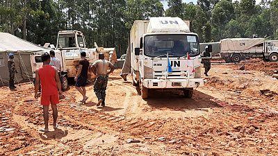 Beni : les Autorités Locales Saluent l'installation d'une Base Temporaire de la MONUSCO à Kabasha