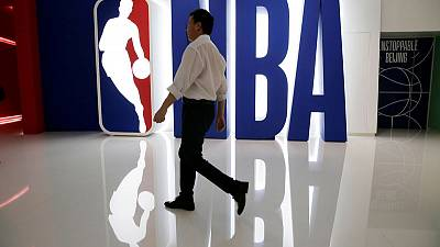 Chinese organisers cancel NBA fan event amid free speech row