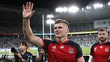 Farrell's 'clunky' form not a concern for England: Wisemantel