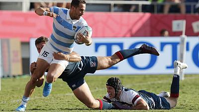 Argentina belatedly turn on the style to hammer U.S.