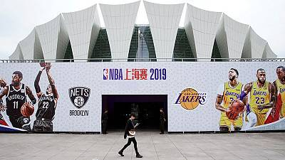 Shanghai Sports Federation says NBA fan event in city cancelled