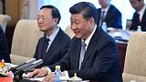 China's Xi says he is watching Kashmir, supports Pakistan's core interests - Xinhua