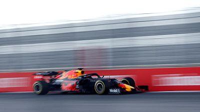 Red Bull seeking further improvement in Suzuka