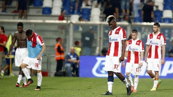 Calcio, Kosovo nega ingresso Stella Ross