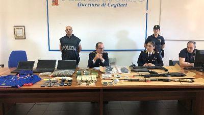 Mafia nigeriana radicata in Sardegna