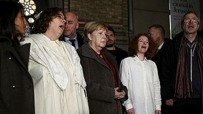 Gunman livestreams shooting at synagogue in Germany, kills two