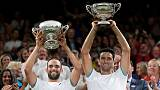 Colombians Cabal and Farah seal year-end doubles top ranking