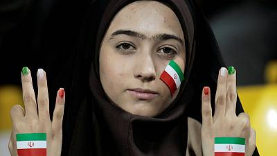 Exclusive: Iran stadium campaigner says women attending match will 'break a taboo'