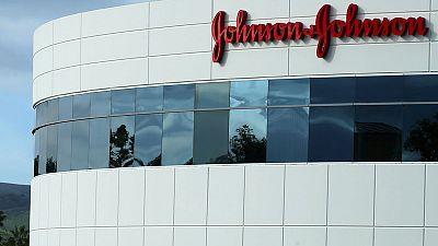 J&J shares fall but $8 billion jury award likely to be slashed