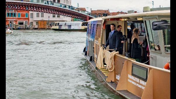 Venezia, contributo accesso dal 1 luglio