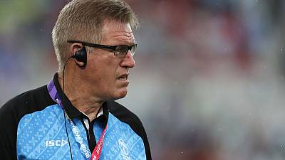 Flying Fijians exit World Cup with pride, says coach McKee