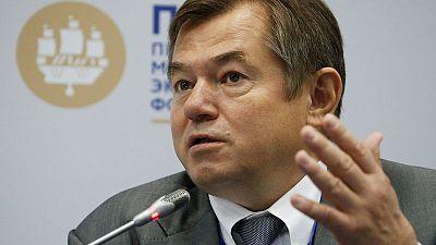 Putin dismisses Kremlin aide Glazyev, critic of central bank's policy