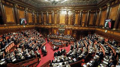 Def, ok Senato a risoluzione maggioranza