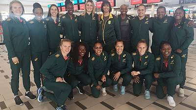 Delport names Springbok Women's Sevens squad for African qualifiers