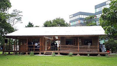 Inauguration de la Villa Gaboma