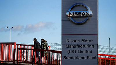 Nissan to end night shifts at plant in England: union
