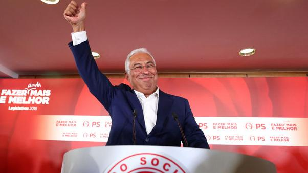 Portugal's far-left open to working with new minority Socialist government